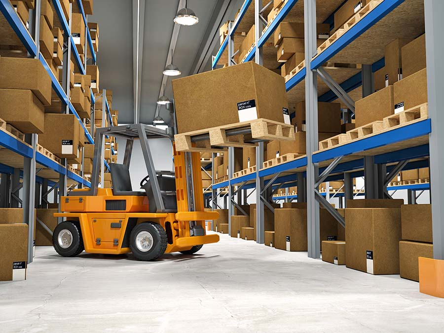 Choosing Between a New and Used Forklift
